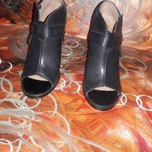 Crown Vintage Shoes - Block heel low boots
